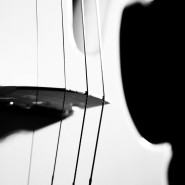 © STRING-LOUNGE by DJanosch with an elegant Live-Violin