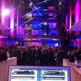 DJanosch @ ARD Hauptstadttreff im ARD Haupstadtstudio realized by CB.e
