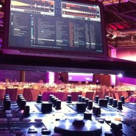 DJanosch with Light-Lounge @ Dinner-Event - Lokhalle Mainz