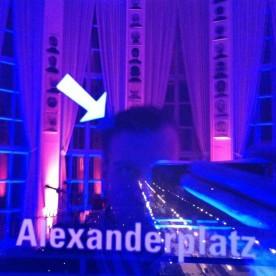 DJanosch Light-Lounge @ Lounge im Turm am Frankfurter Tor