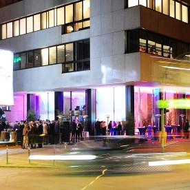 Light-Lounge concept realized by DJanosch for Beiten Burkhardt Headquarter Berlin Kurfürstendamm
