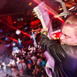 DJplus Live e-Guitar