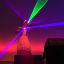 © Laser-Violine by Mona Seebohm