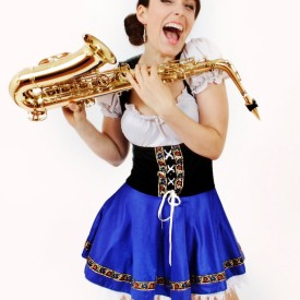 SAXY VIBES - DJanosch plus Live Saxophone - Oktoberfest